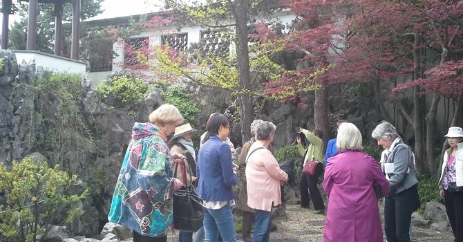 Dr, Sun Yat-Sen Garden Tour and Dim Sum image