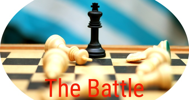"""""""The Battle"""" Youth Camp Aug 2-6,2021"""