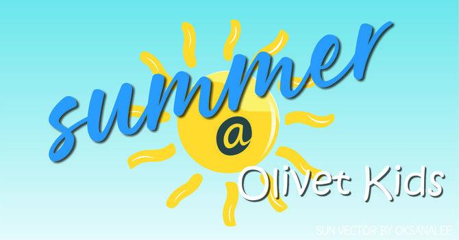 Olivet Kids Summer Programs image