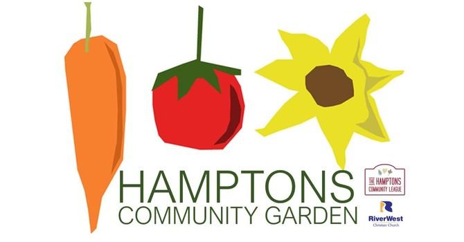 Hamptons Community Garden image