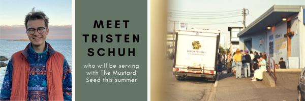 Meet Tristen Schuh!