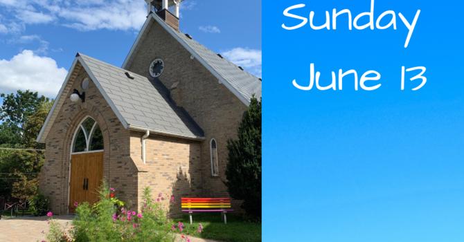 Sunday June 13th, 2021 image