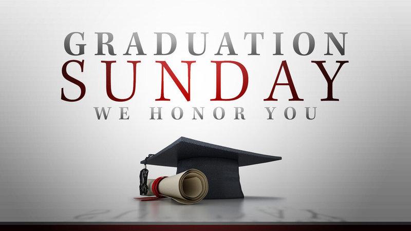 Graduate Sunday