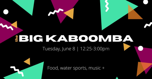 The Big KABOOMBA!