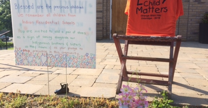 Kamloops Residential School Tragedy image