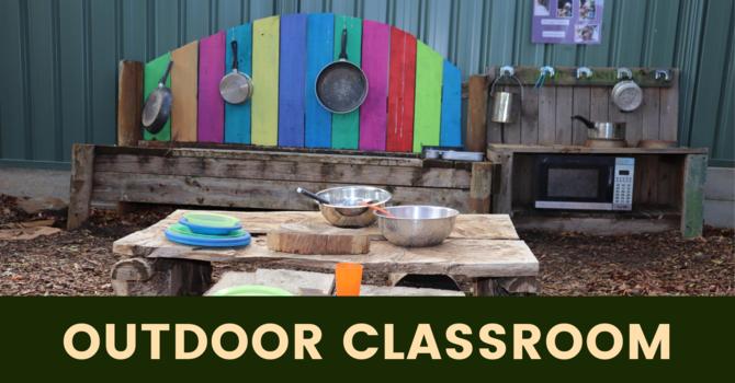 Preschool Outdoor Classroom