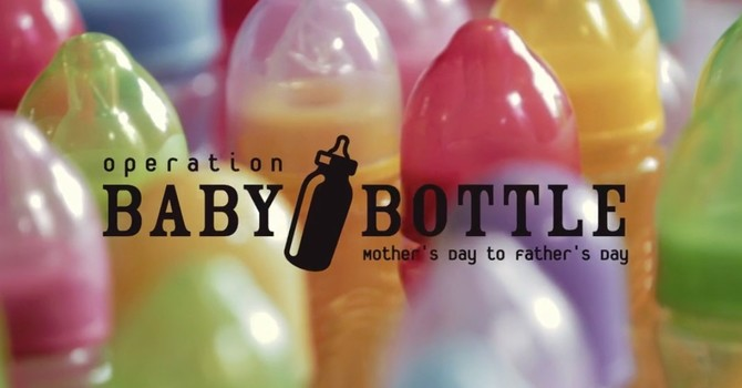 SPECIAL OFFERING: OPERATION BABY BOTTLE