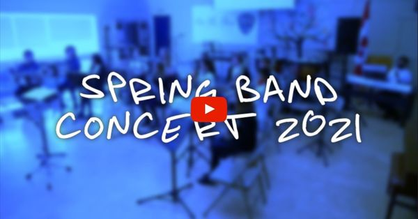 Click to view Gr. 6-9 Spring Band Concert