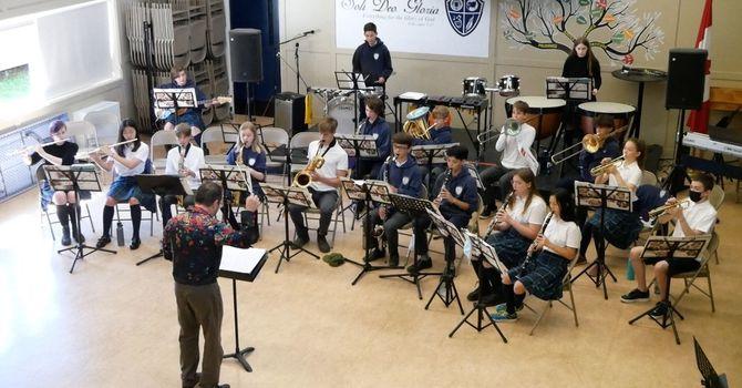 Gr. 6-9 Spring Band Concert image