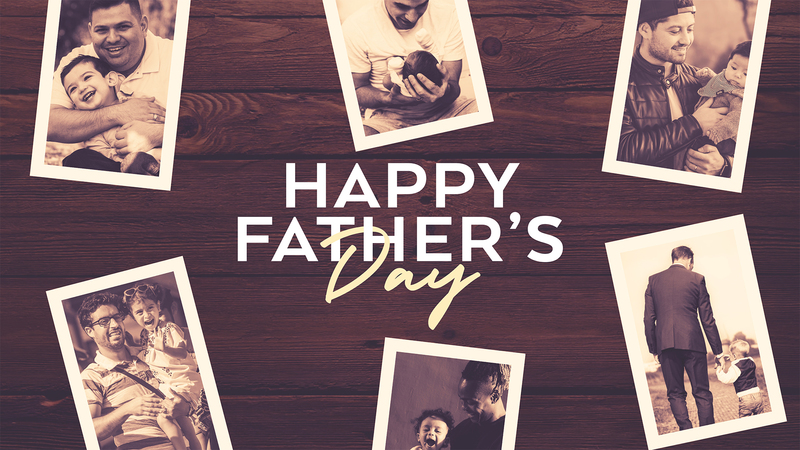 Father's Day at Holly Hill
