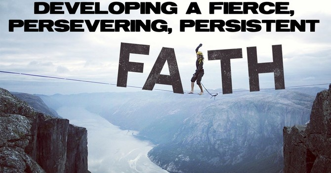 Persevering in the Faith