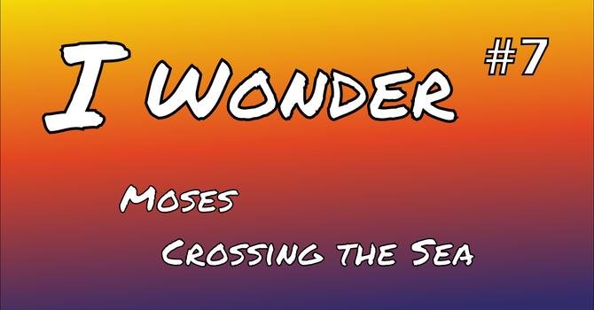 I Wonder #7 image