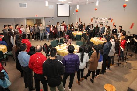 Welcoming International Students