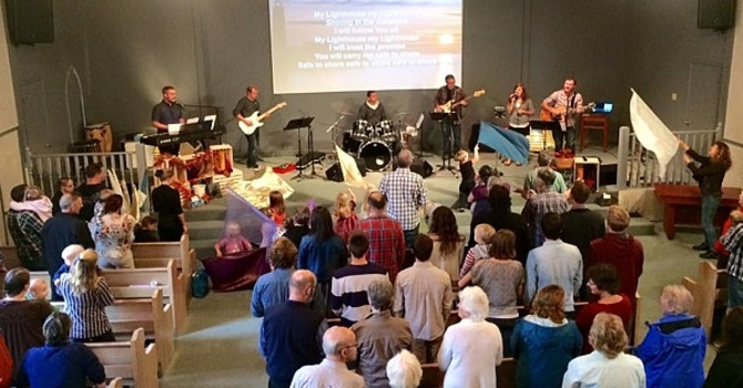 Second Worship Service