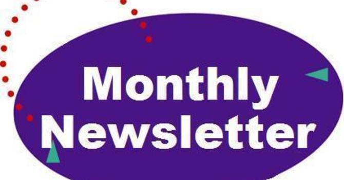 June/July Newsletter image