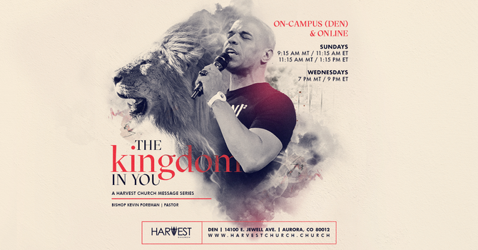 The Kingdom In You Message Series