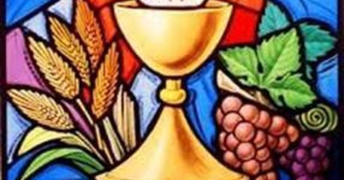 Feast of Corpus Christi image