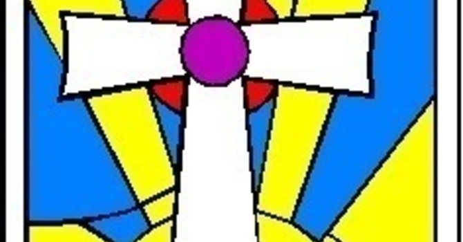 Home Worship Resoureces for June 6, 2021 image