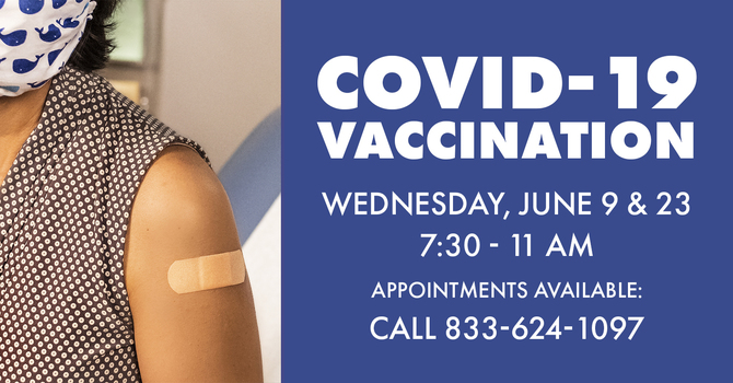 COVID-19 VACCINATIONS image