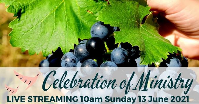 Celebration of Ministry image