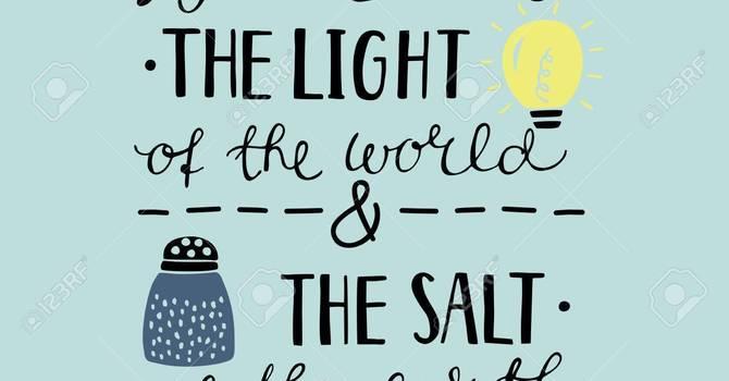 "Wednesday Night with Wes Whitehead ""Salt & Light"""