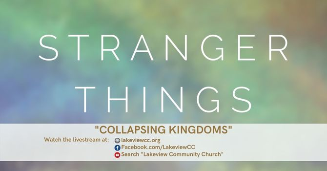 Collapsing Kingdoms