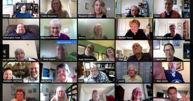 Virtual Rural Ministry Gathering Welcomes Archbishop Linda Nicholls