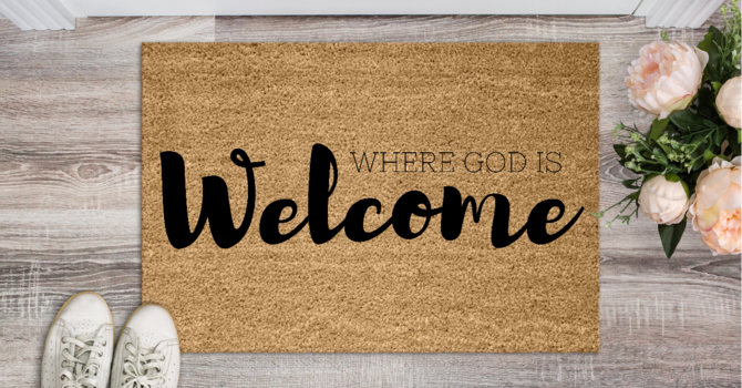Where God is Welcome