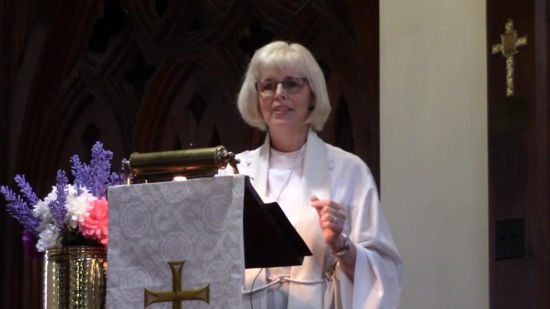 Sermon 2nd Sunday after Pentecost, June 6, 2021