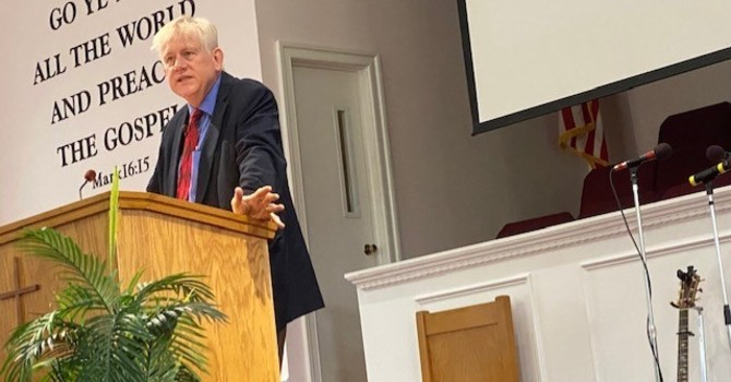 Live Stream - Pastor Tim - 5-30-2021