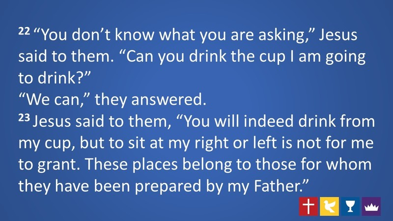 Henri Nouwen's Can You Drink the Cup
