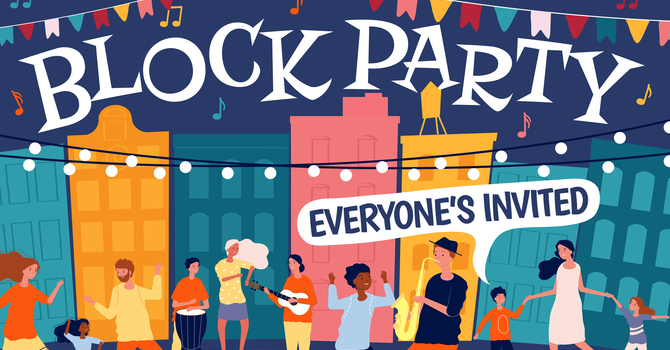 MCA Kids Online - Block Party June 13th image
