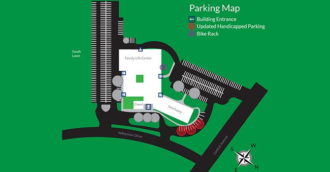 Additional Handicapped Parking Spots image