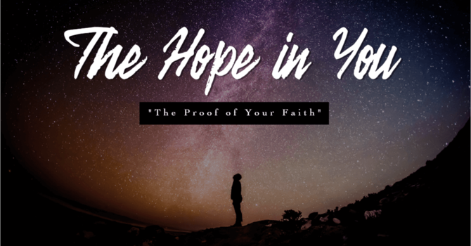 The Hope In You
