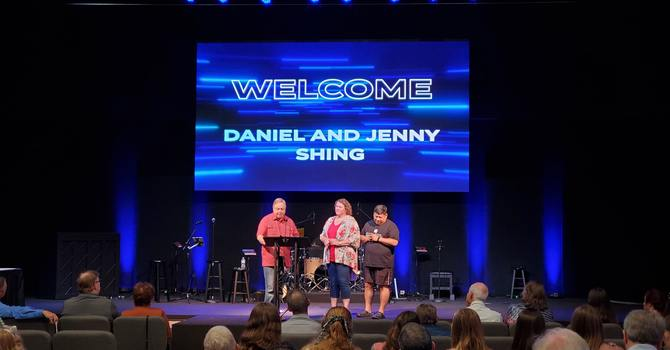 New Members - Daniel and Jenny Shing