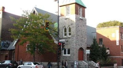 Montreal Chinese Alliance Grace Church