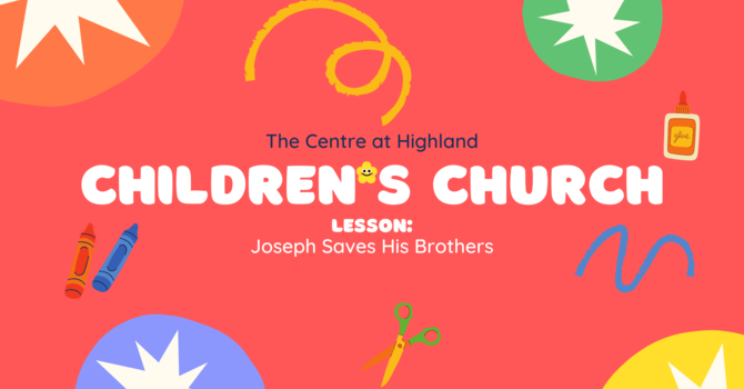 Joseph Saves His Brothers