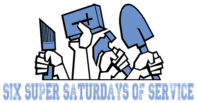 Six Super Saturdays of Service Leaders Needed image