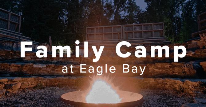 Family Camp at Eagle Bay