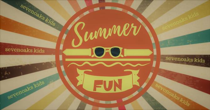 Kids Summer Fun Dayz