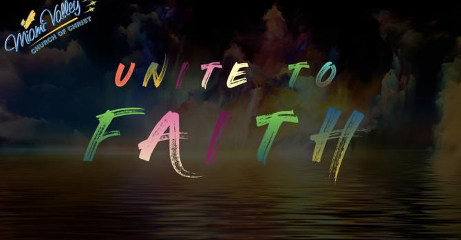 Unite to Faith