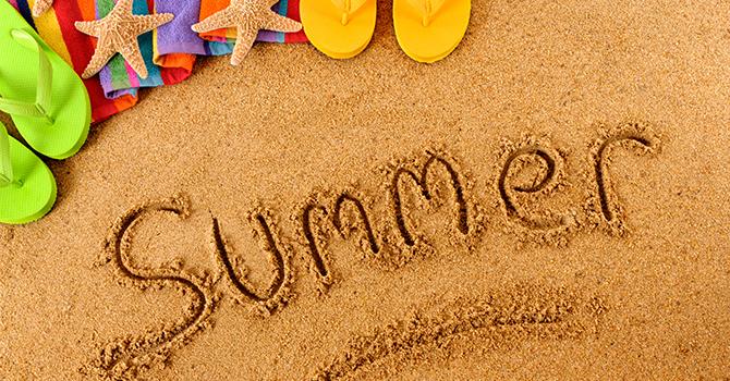 Summer Sunday School Theme image