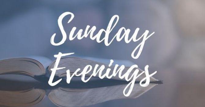 Evening Worship Service