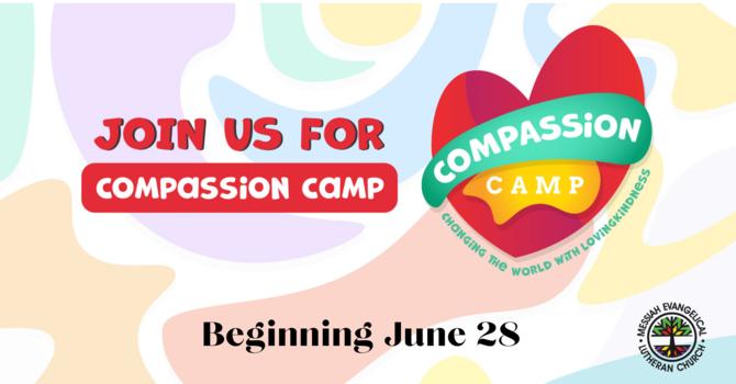 Compassion Camp--Virtual VBS at Messiah