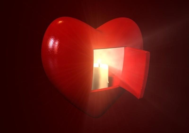 Open the Door of my Heart