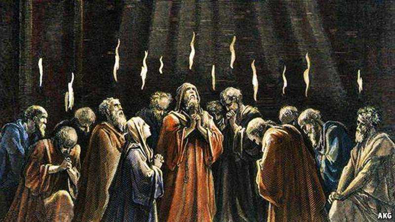 The Resurrection Of Jesus and the Gift of the Holy Spirit