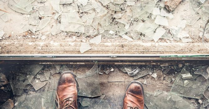 Wholeness from Brokenness