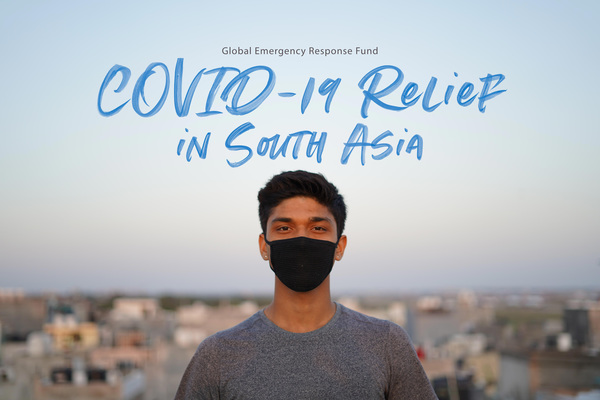 Covid-19 Relief in South Asia