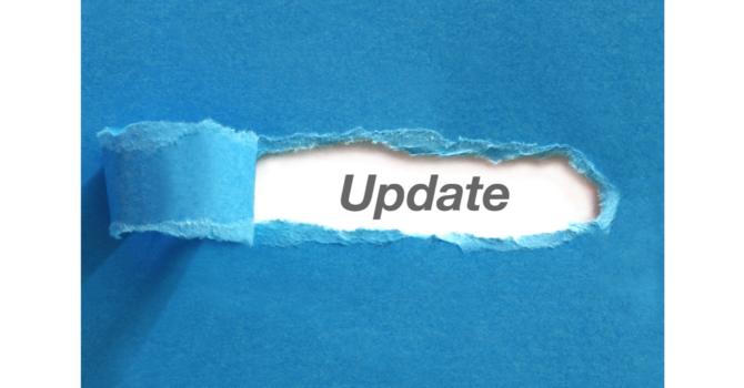 Reopening Update - June 9, 2021 image
