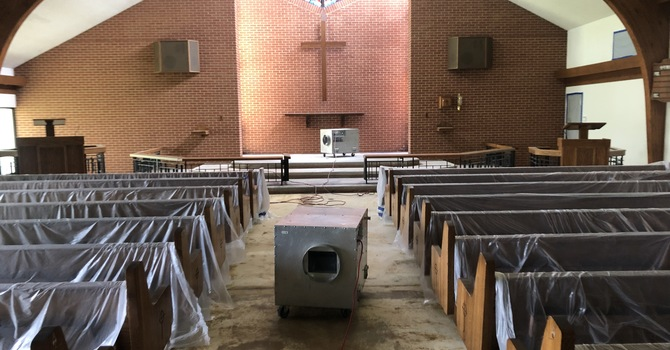 Update on the Nave #2 - June 9 image